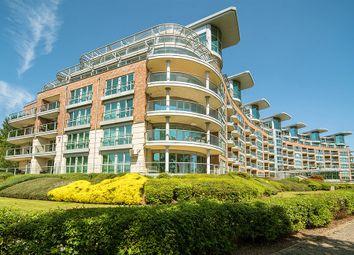 Thumbnail 3 bedroom flat for sale in Waterside Way, Sneinton, Nottingham