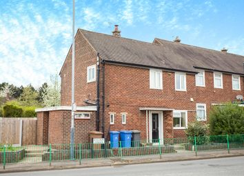 Thumbnail 3 bed semi-detached house for sale in Raleigh Street, Derby