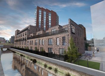 Thumbnail 2 bedroom flat for sale in Islington Wharf Locks, Waterside Places, Greater Manchester