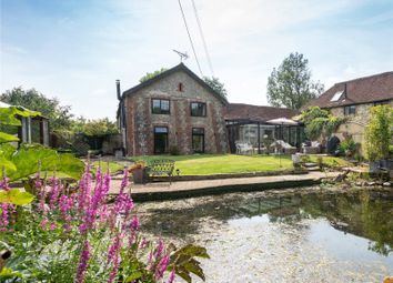 Thumbnail 2 bed barn conversion for sale in Malthouse Lane, Ashington, Pulborough, West Sussex