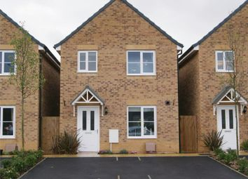 Thumbnail 3 bed detached house for sale in Heol Tredwr, Bridgend