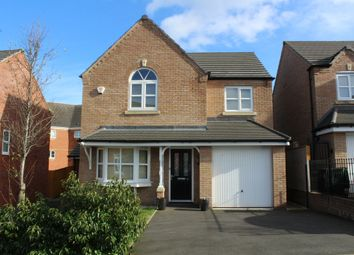 4 bed detached house for sale in Guardians Close, Tipton DY4