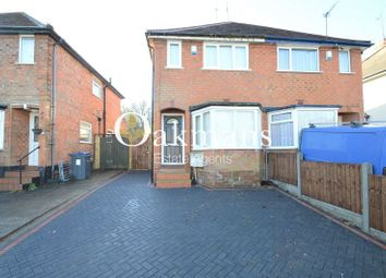 Thumbnail 2 bedroom semi-detached house to rent in Reservoir Road, Selly Oak, Birmingham, West Midlands.