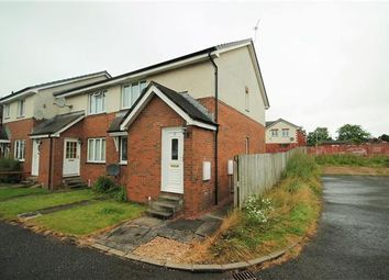 Thumbnail 1 bed flat for sale in Lochwood Loan, Moodiesburn, Moodiesburn