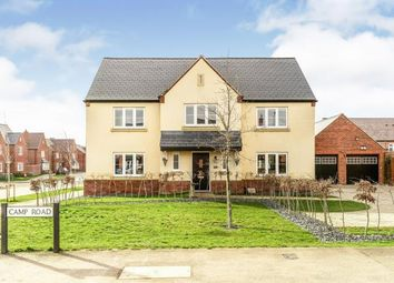 Thumbnail 5 bed detached house for sale in Camp Road, Upper Heyford, Bicester, Oxfordshire