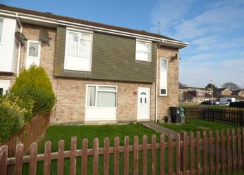 Thumbnail 4 bed semi-detached house for sale in Dunster Crescent, Weston-Super-Mare