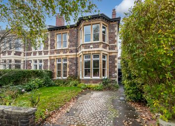 Thumbnail 5 bed semi-detached house for sale in Salisbury Road, Redland, Bristol, Somerset