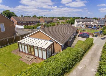 Thumbnail 4 bedroom detached bungalow for sale in Station Road, Whittington, Oswestry