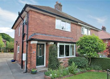 Thumbnail 3 bed semi-detached house for sale in Old School, Chester Road, Helsby, Frodsham