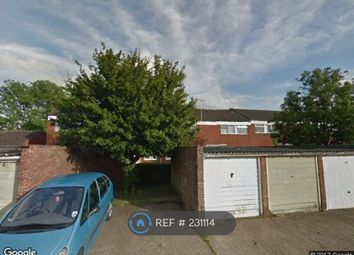 Thumbnail 3 bed terraced house to rent in Elm Park Close, Dunstable
