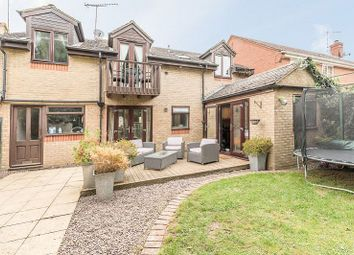 Thumbnail 4 bed link-detached house for sale in Bell Close, Helmdon, Brackley.
