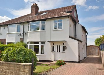Thumbnail 4 bed semi-detached house for sale in Stainburn Terrace, Leeds