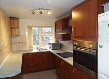 Thumbnail 1 bed flat to rent in Worcester Close, Cannock