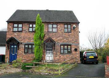 Thumbnail 2 bed semi-detached house to rent in Hancocks Drive, Oakengates, Telford