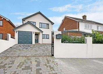 Thumbnail 3 bed detached house for sale in High Road, Laindon, Basildon