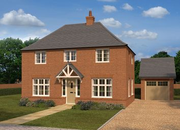 "Thumbnail 3 bedroom detached house for sale in ""Amberley"" at Bardolph Way, Huntingdon"