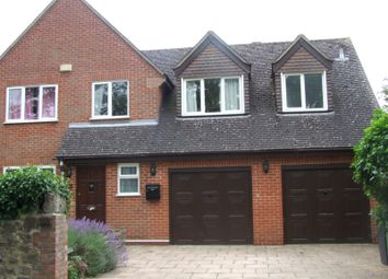 Thumbnail 4 bed detached house to rent in Star Lane, Watchfield, Swindon