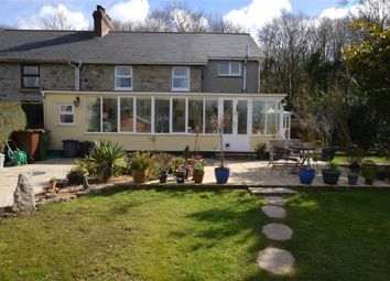 Thumbnail 4 bed semi-detached house for sale in Ramsgate, Camborne, Cornwall