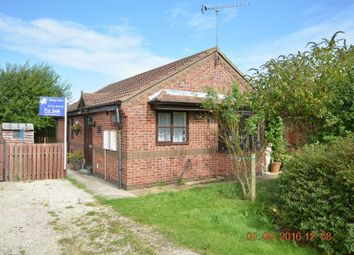 Thumbnail 2 bed detached bungalow for sale in Meadow Court, Hibaldstow, Brigg