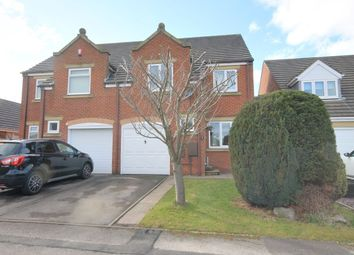 Thumbnail 3 bed semi-detached house for sale in Highfield Rise, Chester Le Street