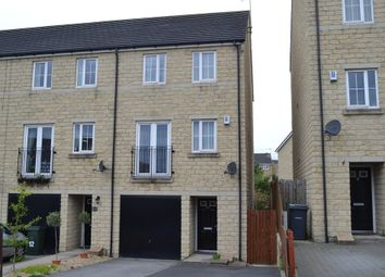 Thumbnail 3 bed town house for sale in Kellett Drive, Thornton, Bradford