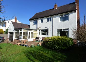 Thumbnail 3 bed detached house for sale in Rushley Mount, Hest Bank, Lancaster