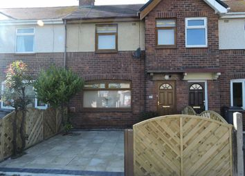 Thumbnail 2 bedroom terraced house for sale in Lindale Gardens, Blackpool