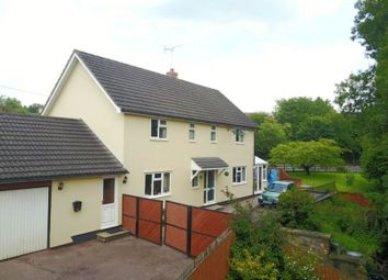 Thumbnail 4 bed detached house for sale in New Road, Whitecroft, Lydney