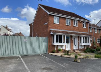 Thumbnail 1 bed semi-detached house for sale in Stokes Court, Oldbury Road, Tewkesbury