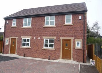 Thumbnail 3 bedroom semi-detached house to rent in Woodsend Road, Urmston, Manchester