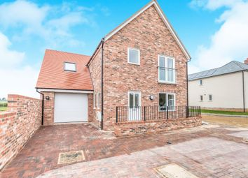 Thumbnail 4 bedroom detached house for sale in Littleton Meadows, South Littleton, Evesham