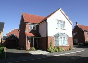 Thumbnail 4 bedroom detached house to rent in Masefield Drive, Downham Market