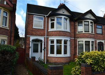 Thumbnail 3 bed end terrace house for sale in Sewall Highway, Coventry, West Midlands