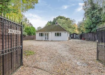Thumbnail 3 bed bungalow for sale in West Rudham, King's Lynn, Norfolk