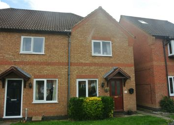Thumbnail 2 bed end terrace house for sale in The Causeway, Thurlby, Bourne, Lincolnshire