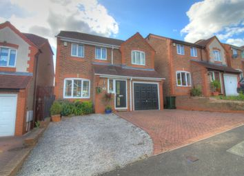 Thumbnail 4 bed detached house for sale in Allwood Drive, Carlton, Nottingham