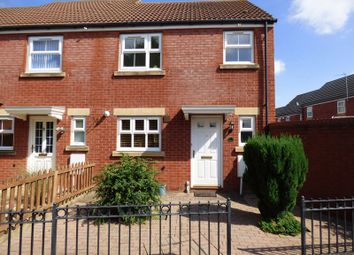 Thumbnail 3 bed end terrace house for sale in Bodenham Field, Abbeymead, Gloucester