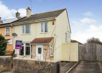Thumbnail 3 bed semi-detached house for sale in Long Cross, Lawrence Weston