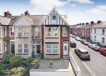 Thumbnail 3 bed flat for sale in Woodville Road, Exmouth