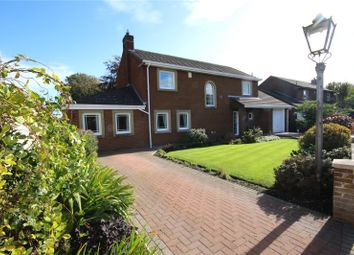 Thumbnail 4 bed detached house for sale in Ashcroft, Thurstonfield, Carlisle, Cumbria