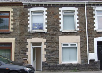 Thumbnail 3 bed terraced house to rent in Pant Yr Heol, Neath