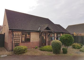 Thumbnail 2 bed detached bungalow to rent in Granville Gardens, Mildenhall