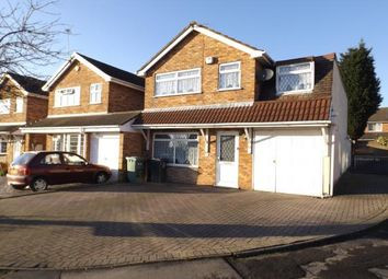 Thumbnail 5 bedroom detached house for sale in Dursley Close, Willenhall, West Midlands