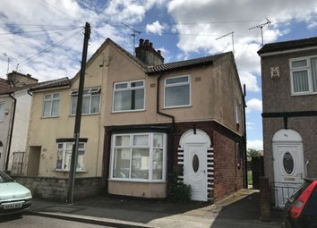 Thumbnail 3 bedroom semi-detached house to rent in Somersall Street, Mansfield
