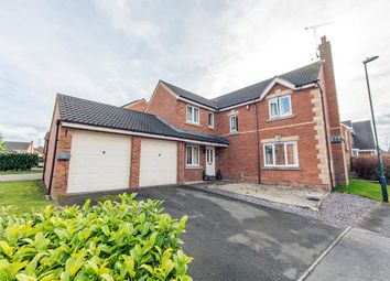 Thumbnail 4 bed detached house for sale in Twickenham Way, Coventry