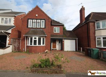Thumbnail 3 bed detached house to rent in Bescot Drive, Walsall