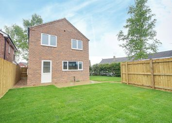Thumbnail 3 bed detached house for sale in Gorman Court, Arnold, Nottingham