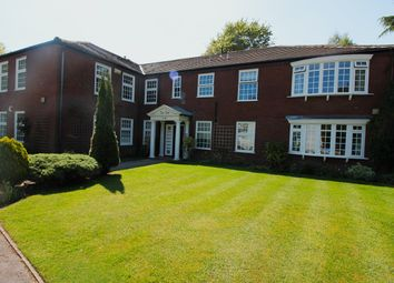 Thumbnail 2 bed flat for sale in The Firs, Fulshaw Park