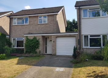 Thumbnail 3 bed link-detached house for sale in Bunkers Hill, Newbury