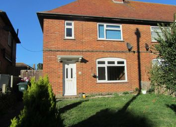 Thumbnail 3 bed semi-detached house to rent in Southbourne Road, Eastbourne